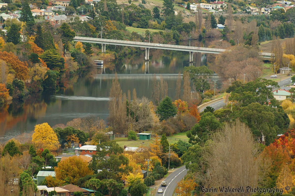 New Norfolk, Tasmania - Wikipedia