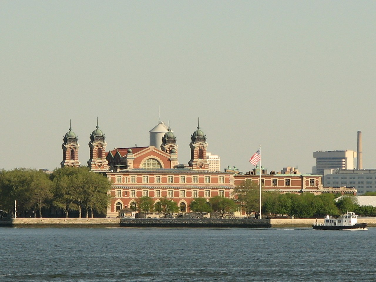 Ellis Island And Other Stories Mark Helprin Annabac