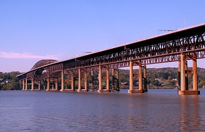 How to get to Hamilton Fish Newburgh-Beacon Bridge with public transit - About the place