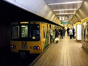Central Station Metro station
