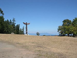 Newcastle Island Marine Provincial Park - Newcastle Island