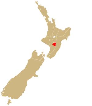 Ngāti Raukawa - Image: Ngati Raukawa