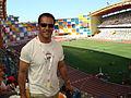 Nil Marques em evento esportivo na Europa.jpg