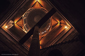 Nilometer - The ceiling of the Nilometer