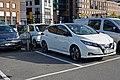Nissan Leaf EV parking lot Oslo 10 2018 3789.jpg