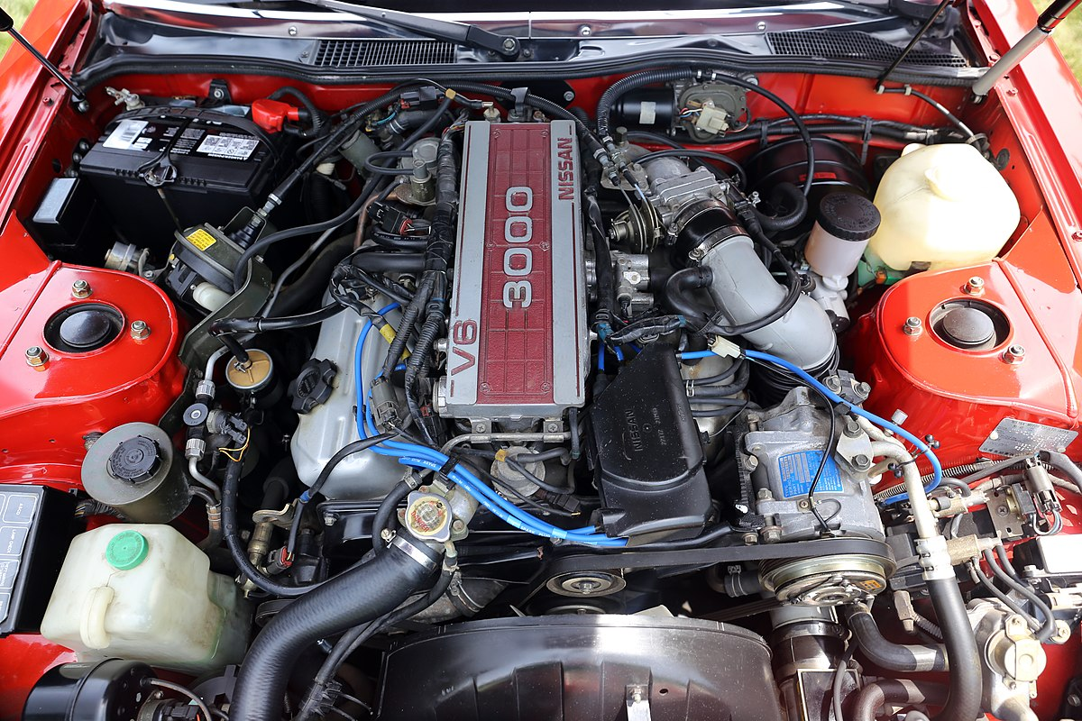 nissan vg engine