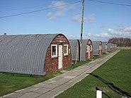 Nissen Huts - geograph.org.uk - 1225997