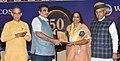 "Nitin Gadkari at the 50th Foundation Day Celebration of WAPCOS- ""Transcending Boundaries- Touching Lives"", in New Delhi (7).JPG"