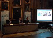 Nobel2008Chemistry news conference3.jpg
