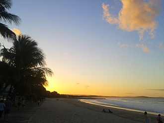 Shire of Noosa - Noosa Beach.