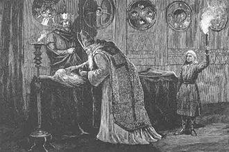Norna-Gests þáttr - The Death of Nornagest  Gunnar Vidar Forssell