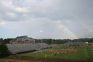 Younts Stadium - Image: North Greenville