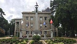 North Carolina State Capitol, Raleigh, NC (28221598188) (cropped)