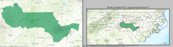 North Carolina US Congressional District 8 (since 2017).tif