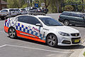 North West Metropolitan region (NWM 241) Highway Patrol Holden VF Commodore SS at Wagga Wagga (1).jpg