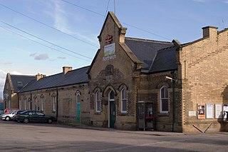 Northwich railway station