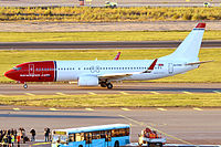 EI-FHM - B738 - Norwegian Air International