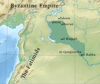 Numayrid dynasty - The Numayrids at their zenith, ca. 1058–1060