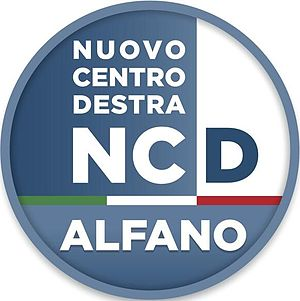 New Centre-Right - Image: Nuovo Centro Destra