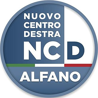 New Centre-Right - Image: Nuovo Centro Destra