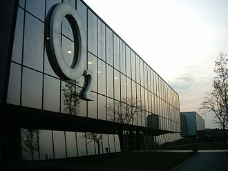O2 (UK) - The O2 offices in Leeds