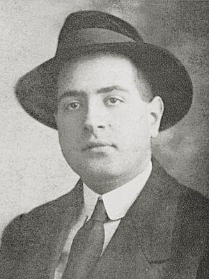 Mário de Sá-Carneiro - Image: O chapéu de Mário de Sá Carneiro