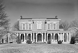 Oaklands, North Maney Avenue, Murfreesboro (Rutherford, Tennessee).jpg