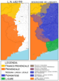 Occitan and Arpitan, 482 vs linguists-it.png