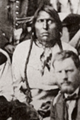Ochinee of Cheyenne and Arapaho Delegation, Camp Weld, September 28, 1864 (cropped).png