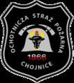 Ochotnicza Straż Pożarna w Chojnicach - emblemat.png