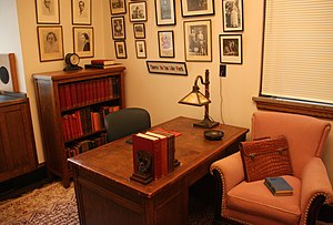 Charles Horace Mayo - Last office of Charles Mayo as it was during his lifetime.