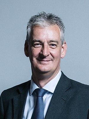 Graham Jones (politician) - Image: Official portrait of Graham P Jones crop 2