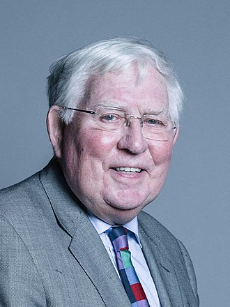 Martin O'Neill, Baron O'Neill of Clackmannan - Image: Official portrait of Lord O'Neill of Clackmannan crop 2