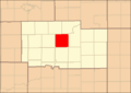 Ogle County Illinois Map Highlighting Rockvale Township.png