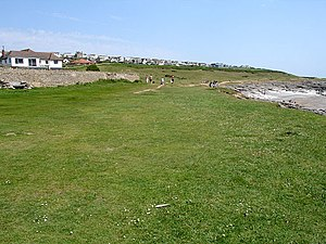 Ogmore-by-Sea - View from near the beach