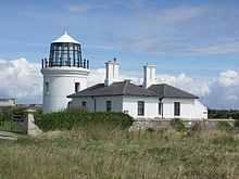 Old Higher Lighthouse, Portland Bill - geograph.org.uk - 527423.jpg