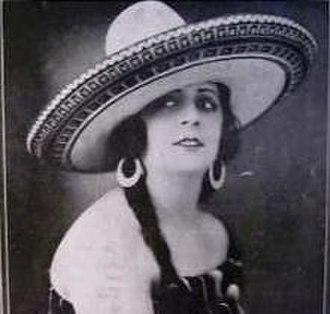 Olinda Bozán - Olinda Bozán, 1927