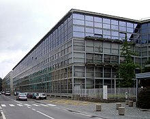 Description de l'image Olivetti Building Ivrea.jpg.
