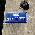 Olonzac (Hérault), Rue de la Botte.jpg