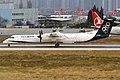 Olympic Air, SX-OBA, Bombardier Dash 8 Q400 (46913590024).jpg