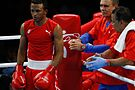 Olympics 2016 Boxing semifinal in the weight category up to 71 kg.jpg
