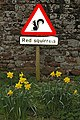 One of Many Signs around the Village - geograph.org.uk - 233649.jpg
