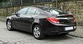 Opel Insignia 2.0 CDTI Ecotec Selection – Heckansicht, 13. März, Wülfrath.jpg