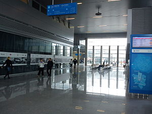 Opening of new Poznan Airport Terminal T2.jpg