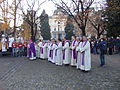 Opening of the Holy Doors of Maribor Cathedral and Basilica, December 13, 2015 04.JPG