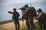 Operation Morning Coffee brings together the New Jersey National Guard and Marine Corps Reserve for joint exercise 150617-Z-NI803-856.jpg