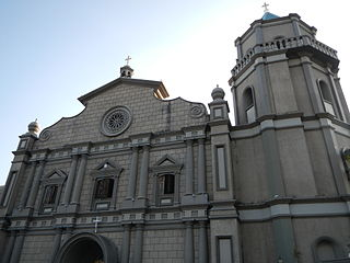 Orani Church Church in Bataan, Philippines