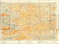 Ordnance Survey Ireland Half-inch Sheet 21 Killarney, Published 1960.jpg