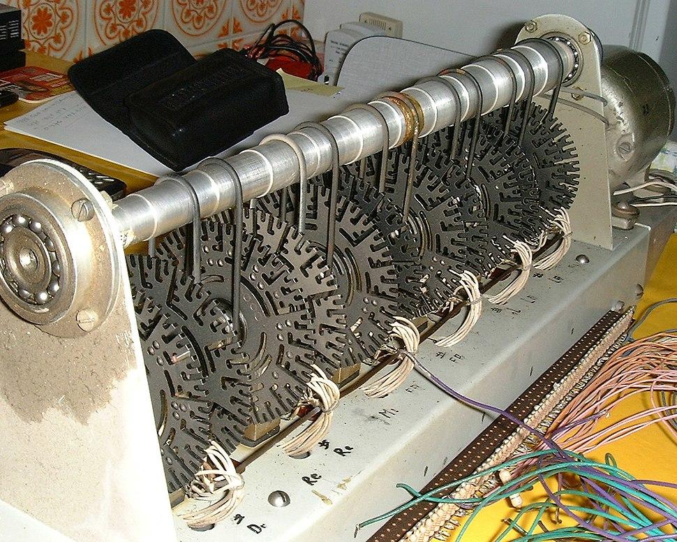 Organ light tonegenerator