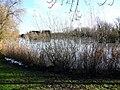 Ornamental lake at Hemingford Grey - geograph.org.uk - 1636270.jpg